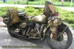 Mantis Miniatures Accessories for US WWII Motorcycle WLA 39